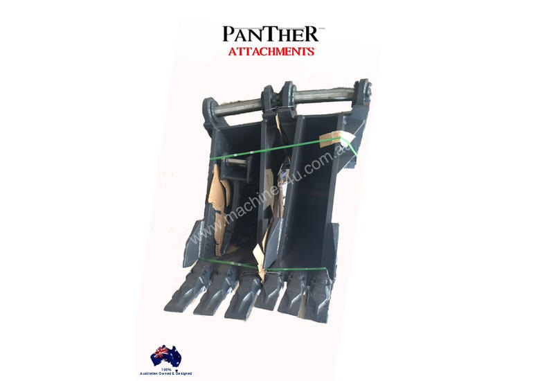 20-30Ton 600 mm Dig Bucket PANTHER