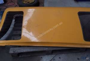 custom engine cover may suit JCB Miscellaneous Parts