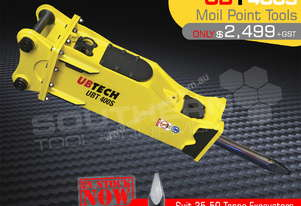 UBT400S Moil point Tool for Hydraulic Hammer