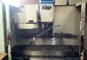FADAL VMC 4020 with 4th axis