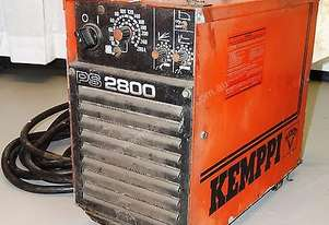 USED KEMPPI PS2800 POWERSOURCE