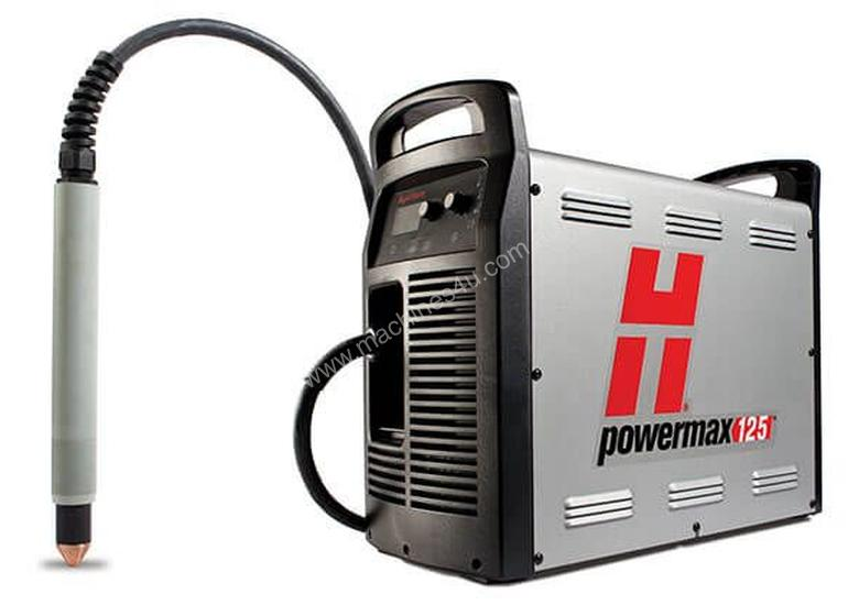 Hypertherm Powermax125 415V Mech Plasma Cutter with CPC Port, 7