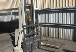 Crown Walkie Stacker, 1 ton, Used Forklift