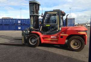 Low Hours 10 Tonne used Maximal Forklift for Sle