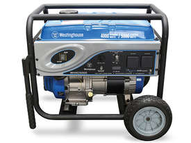 WESTINGHOUSE 6.3 kVA Max Generator (Model: WHXC5000) - picture1' - Click to enlarge