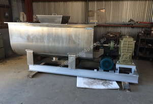 Fa Maker 2000L Ribbon Blender