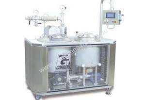 Pre-Mixer+Continuous Aerator+Turbo Emulsifier (all in one)