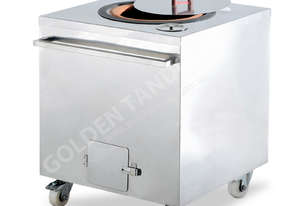 GT-810 Commercial Charcoal Tandoor Oven Square