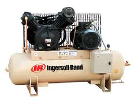 Ingersoll Rand 7100D15/8 47cfm 15hp Reciprocating Air Compressor - picture0' - Click to enlarge