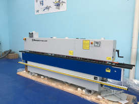 NikMann RTF-v23 edge banding machine with corner rounder and pre milling - picture0' - Click to enlarge