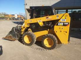 USED 2015 CAT 226D SKID STEER WITH LOW 700 HOURS - picture7' - Click to enlarge
