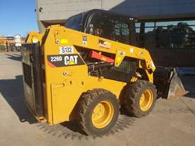 USED 2015 CAT 226D SKID STEER WITH LOW 700 HOURS - picture11' - Click to enlarge