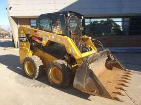 USED 2015 CAT 226D SKID STEER WITH LOW 700 HOURS - picture14' - Click to enlarge
