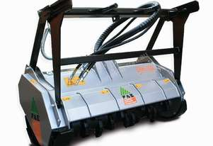 NEW : FIXED MULCHER SKID STEER TRACK LOADER ATTACHMENT FOR HIRE