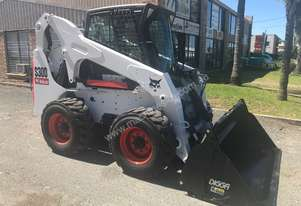 Bobcat   S300 SKID STEER LOADER