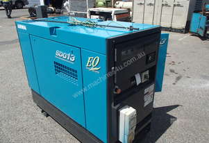 Second Hand Airman 10.5kva Diesel Backup Power Generator
