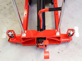1T Hydraulic scissor lift table/trolley-duper large - picture1' - Click to enlarge