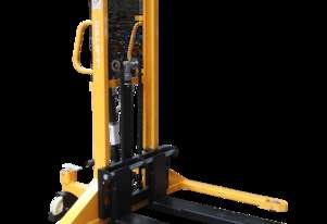1T Straddle Leg Manual Stacker/Walkie Lifter Lift Height 1600mm