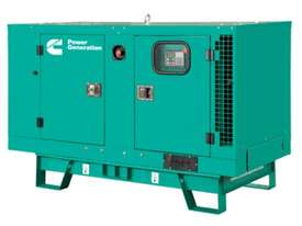 Cummins 16.5kva Three Phase CPG Diesel Generator - picture0' - Click to enlarge