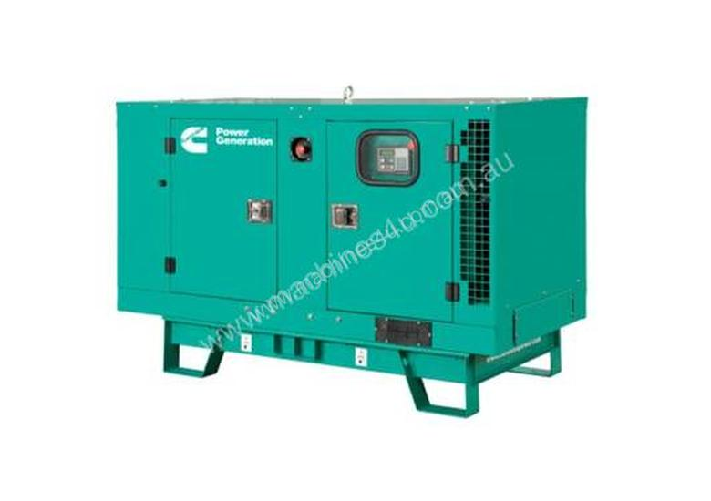 Cummins 16.5kva Three Phase CPG Diesel Generator