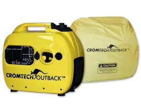 Cromtech 2400w Inverter Generator - picture13' - Click to enlarge