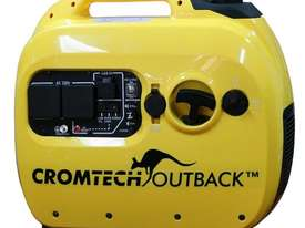 Cromtech 2400w Inverter Generator - picture10' - Click to enlarge