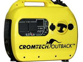 Cromtech 2400w Inverter Generator - picture17' - Click to enlarge