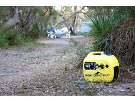 Cromtech 2400w Inverter Generator - picture19' - Click to enlarge