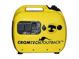 Cromtech 2400w Inverter Generator - picture4' - Click to enlarge