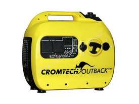 Cromtech 2400w Inverter Generator - picture5' - Click to enlarge