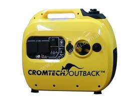 Cromtech 2400w Inverter Generator - picture6' - Click to enlarge