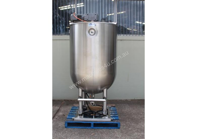 Steam Jacketed Scrape Surface Mixing Kettle