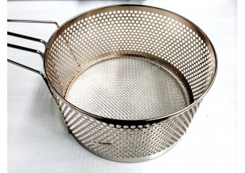 COMMERCIAL ROUND FRYING BASKETS - DIAMETER : 150MM