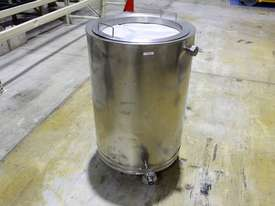 Jacketed vat - picture2' - Click to enlarge