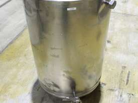 Jacketed vat - picture4' - Click to enlarge