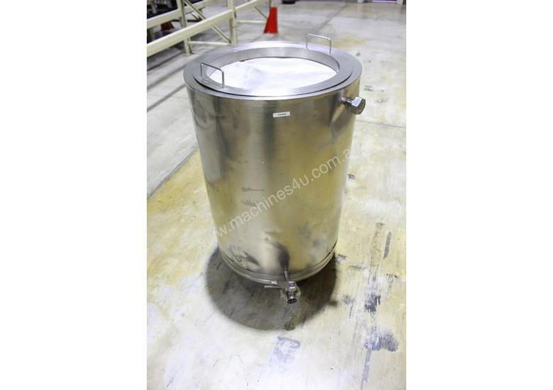 Jacketed vat