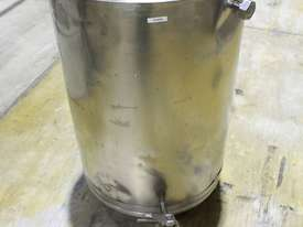 Jacketed vat - picture6' - Click to enlarge