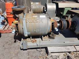 Vacum Pump stainless steel - picture0' - Click to enlarge
