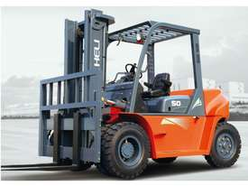 HELI 5000KG TO 10000KG FORKLIFT RANGE - picture0' - Click to enlarge