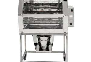 Semak M24S Manual Electric Rotisserie - 24 Birds