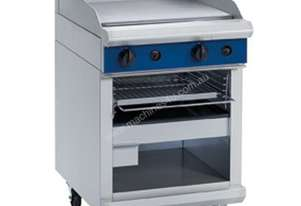 Blue Seal Evolution Series G55T - 600mm Gas Griddle Toaster