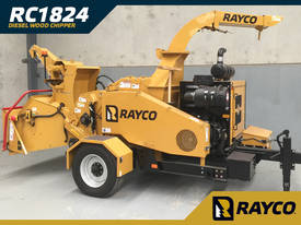 2018 Rayco RC1824 Diesel Wood Chipper - picture0' - Click to enlarge