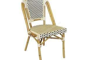 F.E.D. LD-4088 Bengal Rattan & Bamboo Look Alike Side Chair