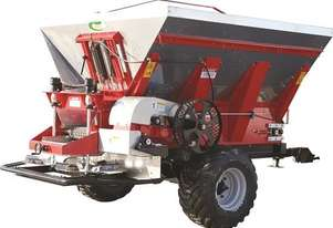 2018 IRIS VIKING 6000 TRAILING BELT SPREADER (6000L)