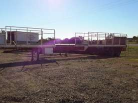 Fruehauf Semi Flat top Trailer - picture6' - Click to enlarge