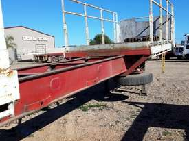 Fruehauf Semi Flat top Trailer - picture10' - Click to enlarge