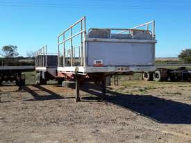 Fruehauf Semi Flat top Trailer - picture11' - Click to enlarge