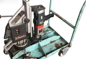 Metabo Magnetic Drill 240 Volt 1050 watt with Large Swivel Base 110w Model 732
