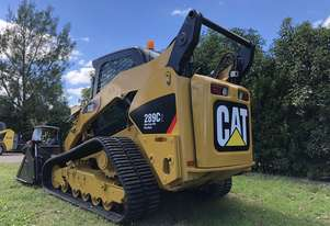 CATERPILLAR 289C2 HEAVY DUTY CTL UNDERCARRIAGE
