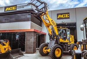 NEW 2019 ACE AL350 11T ARTICULATED WHEEL LOADER CUMMINS 6BT